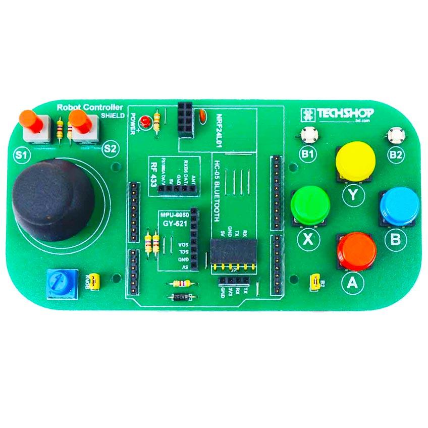 Arduino Robot Controller Shield